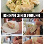 Homemade Chinese Dumplings / https://www.hwcmagazine.com