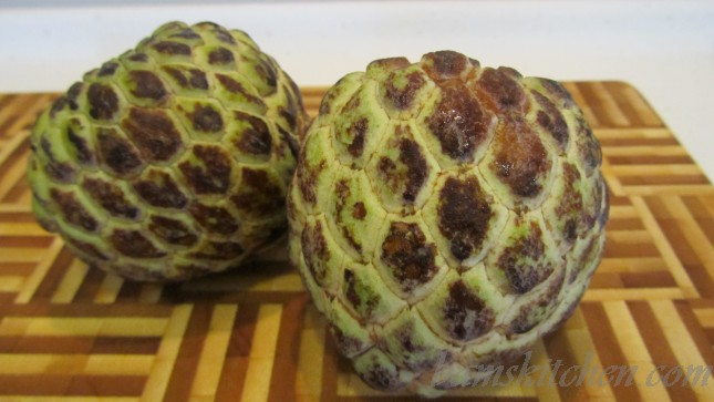 Exotic fruits without breaking a sweat I