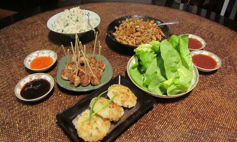 Japanese Crispy Rice Onigiri