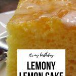 Lemony Lemon Cake / https://www.hwcmagazine.com