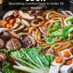 Sukiyaki Beef Udon / https://www.hwcmagazine.com
