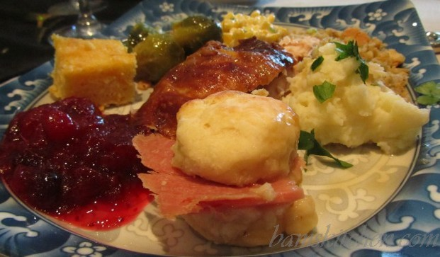 ICC traditional thanksgiving Feast