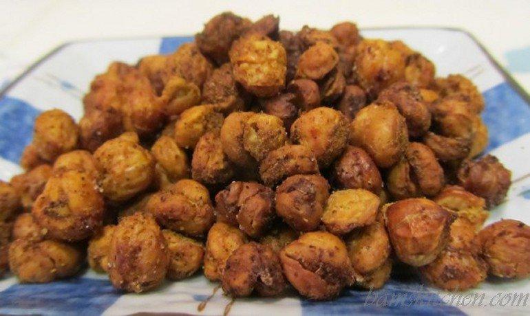 Roasted crunch garbanzo beans