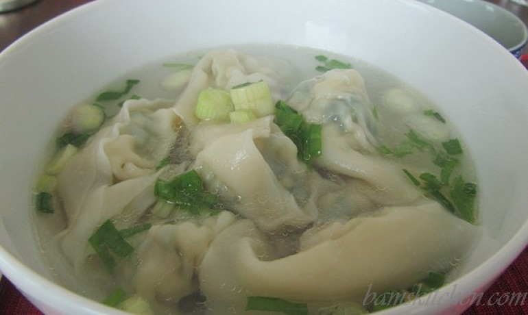 Lucky Shanghai Huntun Soup