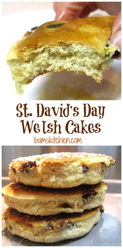St. Davids Welsh Cakes / http://bamskitchen.com