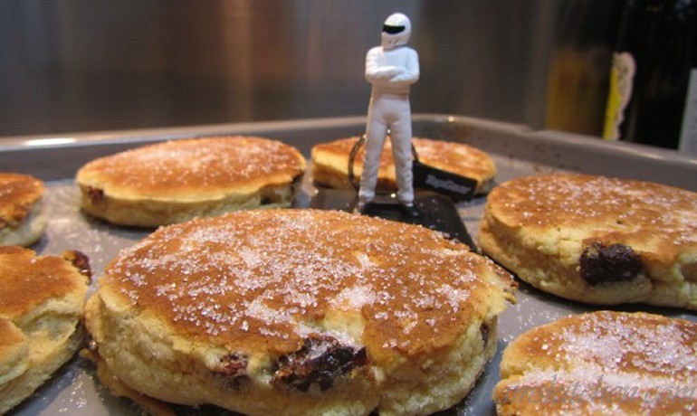 St Davids Day Welsh Cakes