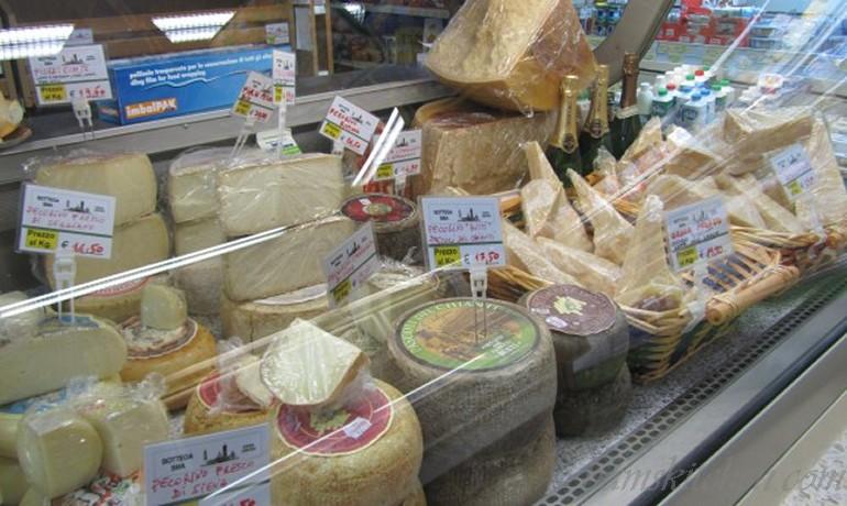 Mama Mia It's Italy's Markets