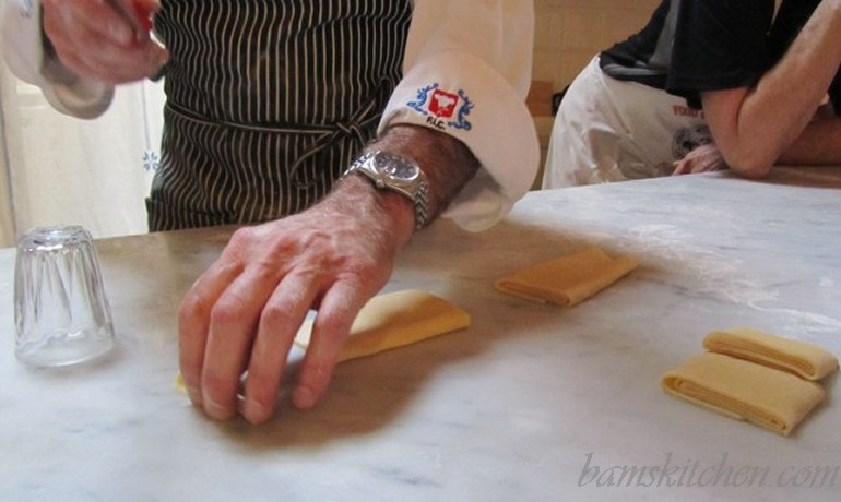 Florence's Homemade Pasta Ravioli