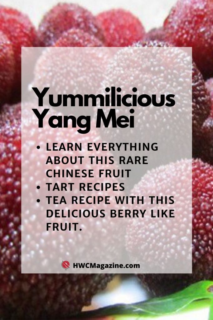 Yummilicious Yang Mei / https://www.hwcmagazine.com