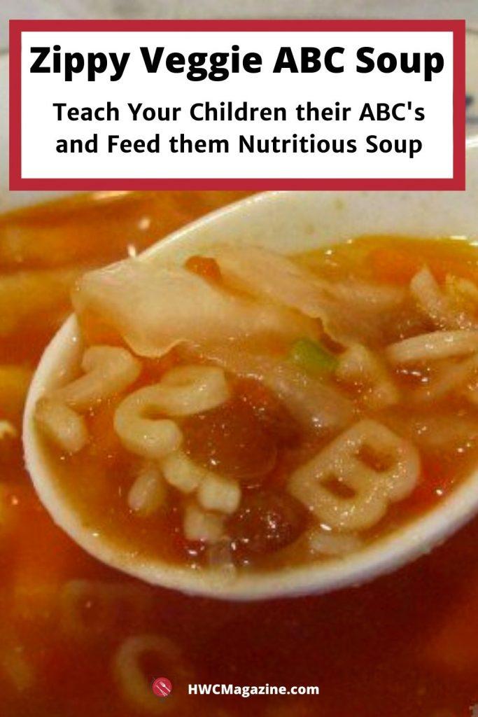 Zippy ABC Vegetable Soup / https://www.hwcmagazine.com