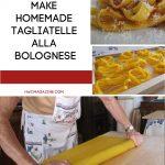 Tagliatelle Alla Bolognese / https://www.hwcmagazine.com