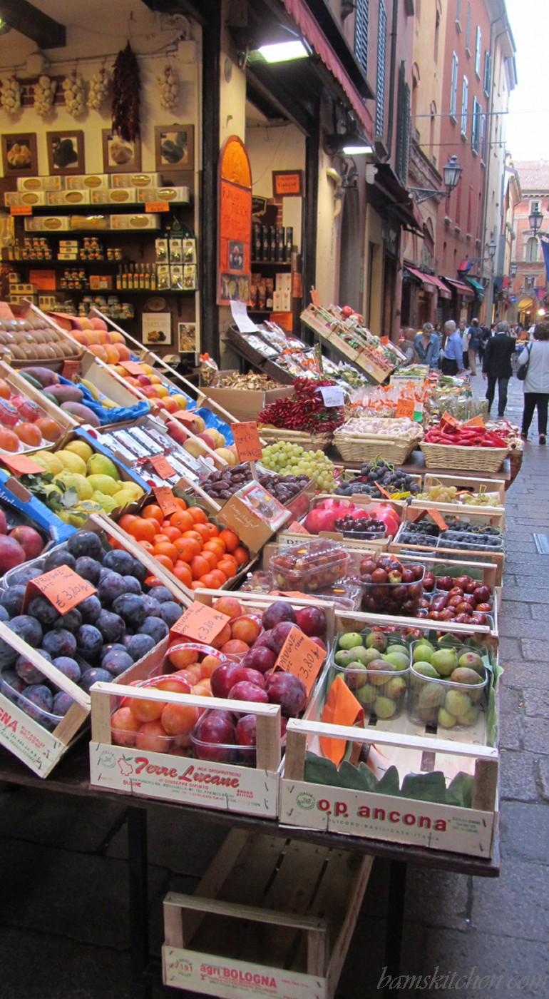 Italy's Fresh markets