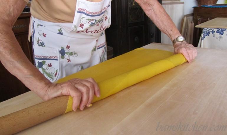Tagliatelle alla bolognese