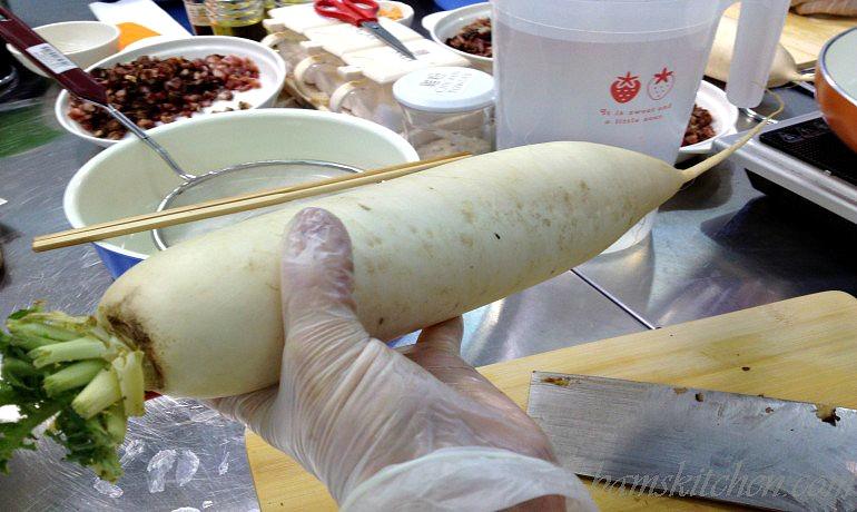 Diakon Radish - Healthy World Cuisine