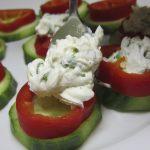 Greek Feta Yogurt Bites / https://www.hwcmagazine.com
