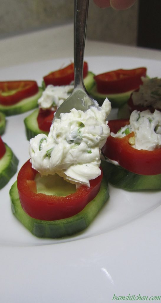 Greek Feta Yogurt Bites / https://www.hwcmagazine.com