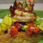 Cajun Shrimp and Jalapeno Cornbread / https://www.hwcmagazine.com