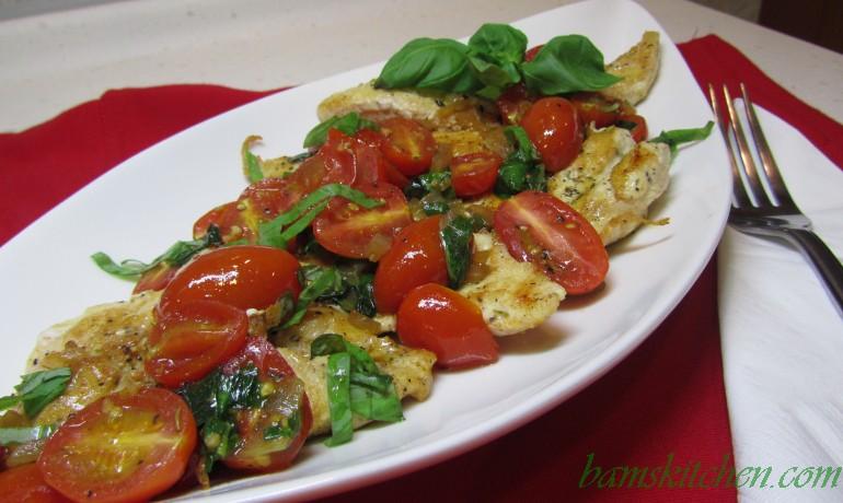 Easy Peasy Chicken Italian