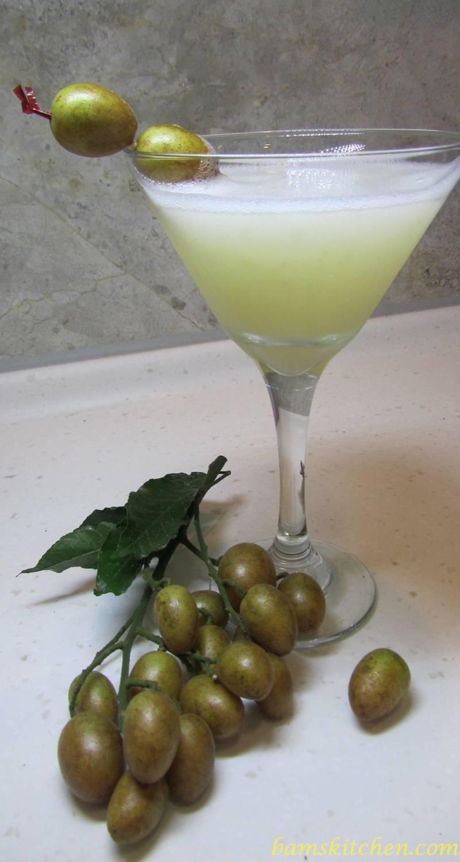 Huang Pi Martini