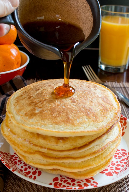 Better Than Mrs. Butterworth's Pancake Syrup / https://www.hwcmagazine.com