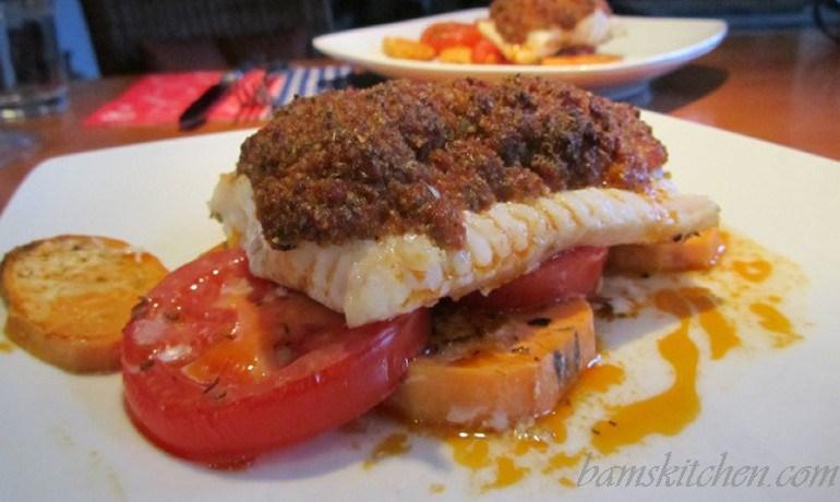 Anja's One Dish Steinbesseir Fish