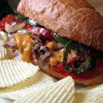 Cheesy Beef Steak Hoagies with a Kick / https://www.hwcmagazine.com