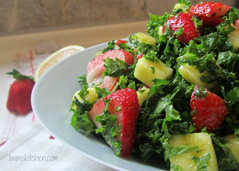 Kale Fruit salad_IMG_6157