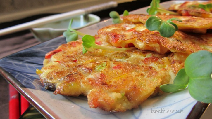 Tofu Veggie Pancakes_IMG_8565