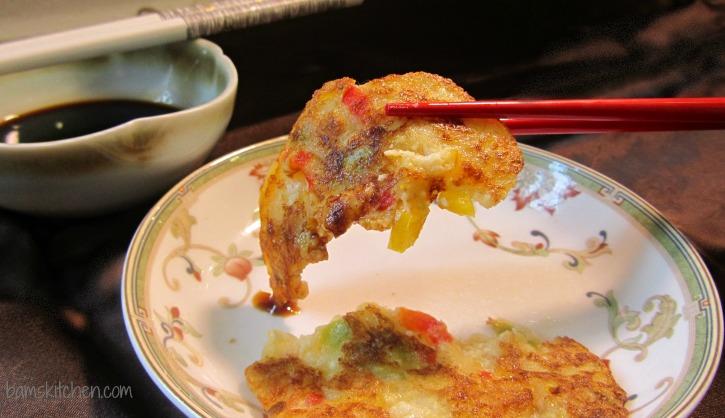 Tofu Veggie Pancakes_IMG_8591