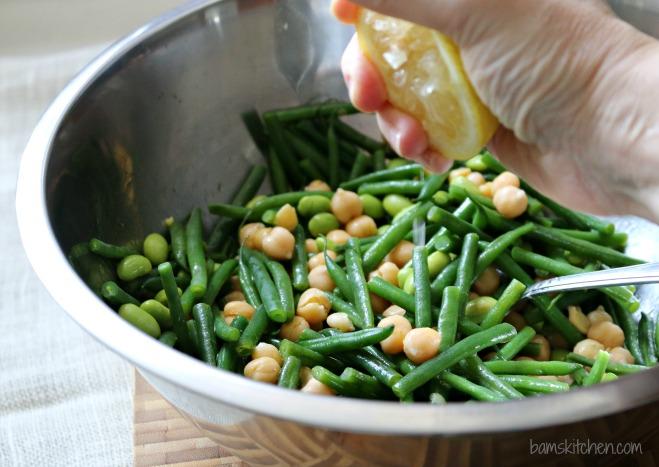 Mediterranean Bean Salad_IMG_0229