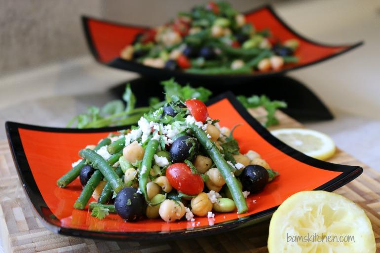 Mediterranean Bean Salad_IMG_0239