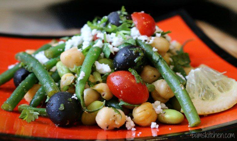 Mediterranean Bean Salad_IMG_0246