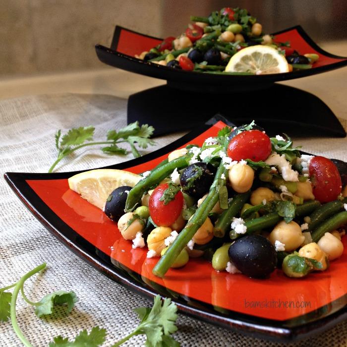 Mediterranean Bean Salad_MG_5759