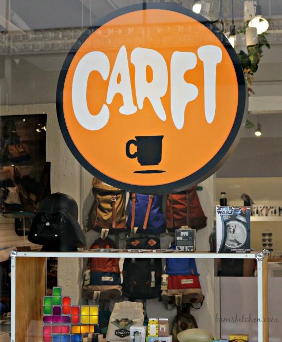 CARFT-Healthy World Cuisine