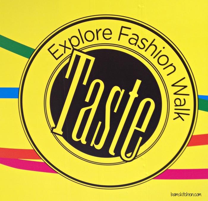 Fashion Walk-Healthy World Cuisine