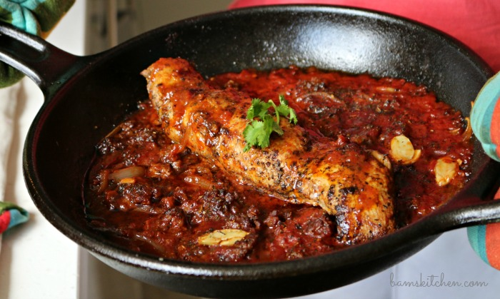 One Pot Paprika Pork-Healthy World Cuisine