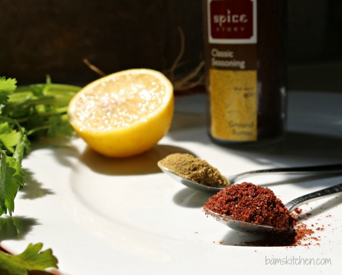 Sumac and Cumin-Healthy World Cuisine