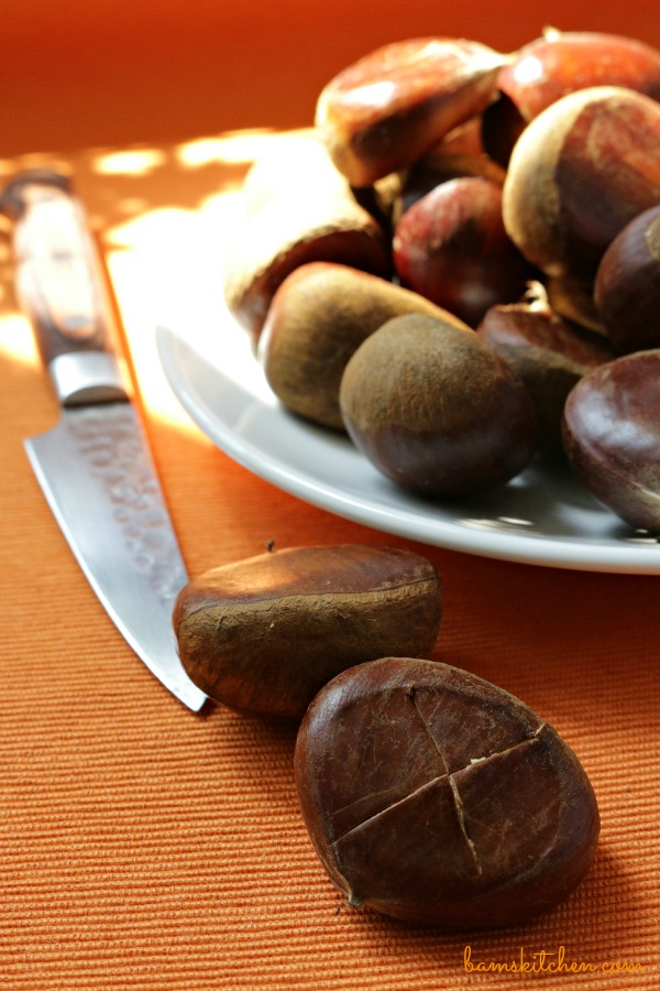 Chestnuts- Healthy World Cuisine