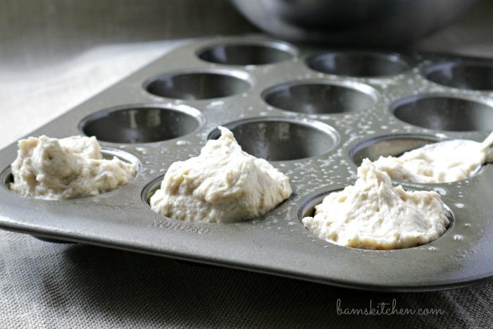 Gluten-Free Herbs de Provence Buns-Bam's Kitchen