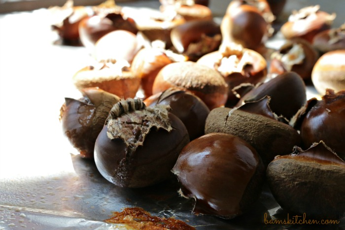 Roasted Chestnuts- Healthy World Cuisine