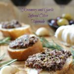 Rosemary Olive Tapenade / https://www.hwcmagaine.com