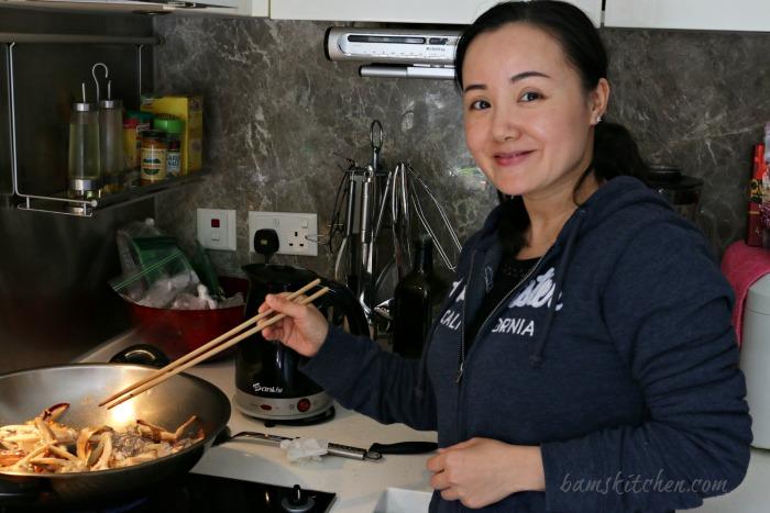 Safie Chan_My Dear Friend - Bam's Kitchen