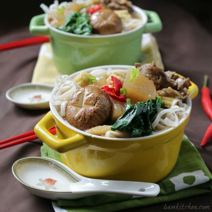 Five Spiced Beef Diakon Noodle Soup /https://www.hwcmagazine.com