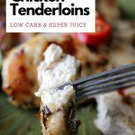 Thai Grilled Chicken Tenderloins / https://www.hwcmagazine.com