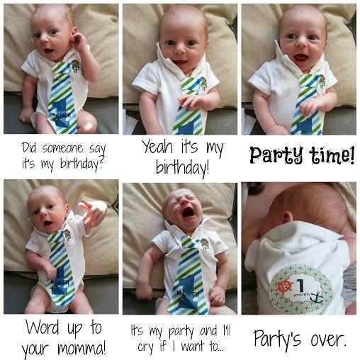Baby Alexander / http://bamksitchen.com