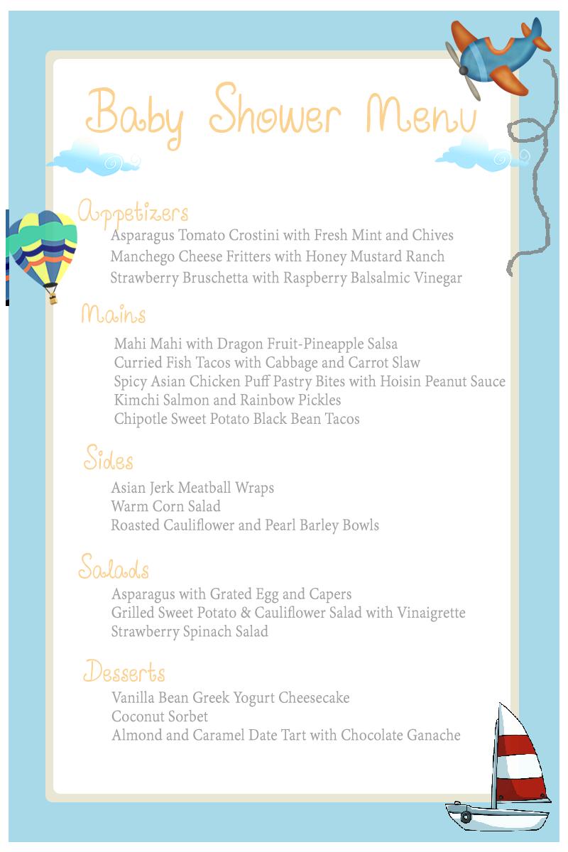 17 Amazing Spring Potluck Recipes Baby Menu