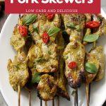 Turmeric Pork Skewers / https://www.hwcmagazine.com