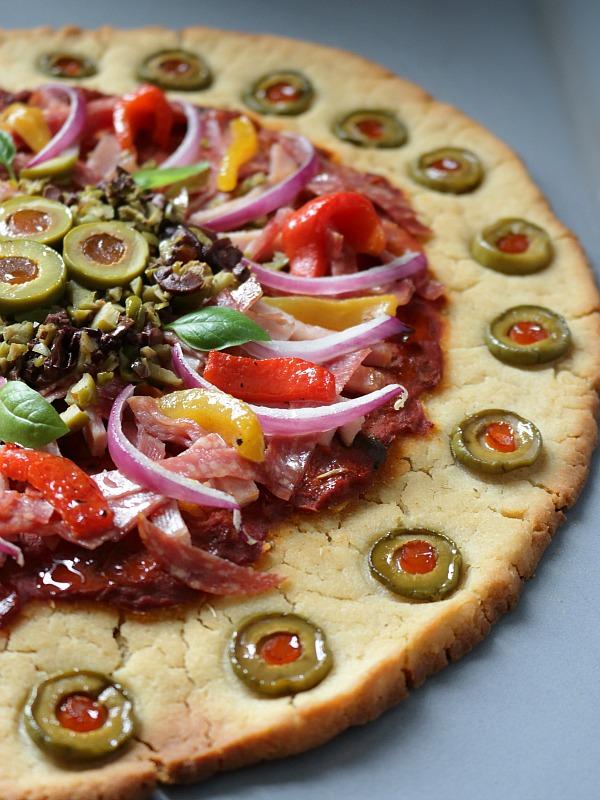 Louisiana Pizza Kitchen Gluten Free