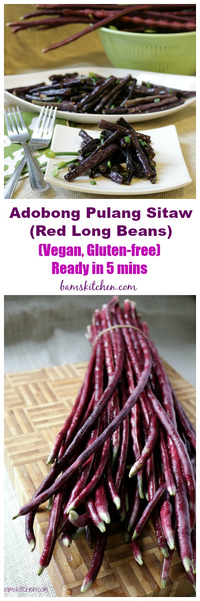Red Long Beans / https://www.hwcmagazine.com