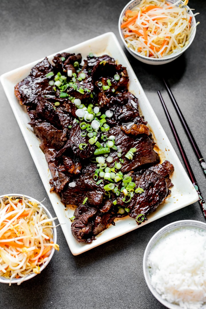 Chinese-Beef-with-Honey-and-Black-Pepper-Sauce / Ang Sarap